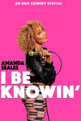 Poster for Amanda Seales: I Be Knowin' (2019)