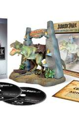 Poster for Jurassic Park Ultimate Trilogy Gift Set (Blu-ray + Digital Copy)