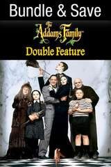 Poster for The Addams Family (Double Feature) (Bundle)