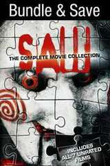 Poster for Saw: The Complete Collection UVHD
