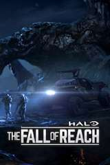 Poster for Halo: The Fall of Reach