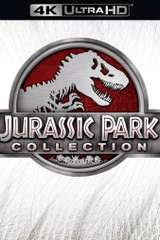 Poster for Jurassic Park Collection iTunes 4K