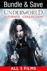 Poster for Underworld Ultimate Collection HD ( Canadian Code )