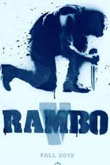 Poster for Rambo: Last Blood (2019)