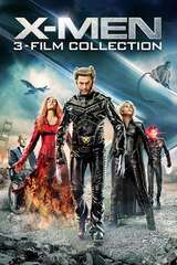 Poster for X-Men: 3 Film Collection - Vudu HD (InstaWatch)