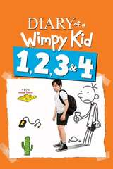 Poster for Diary of a Wimpy Kid Collection