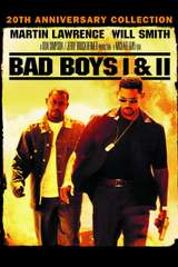 Poster for Bad Boys 1 And 2 UV HD or iTunes HD via Movies Anywhere