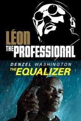 Poster for The Equalizer / The Professional (1994)