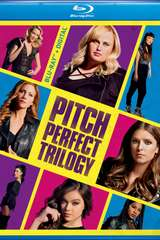 Poster for Pitch Perfect Trilogy (Blu-ray + Digital)