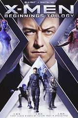 Poster for X-Men Beginnings Trilogy First Class-Days of Future Past-Apocalypse Digital Copy Download Code Ultra Violet UV VUDU HD HDX