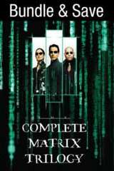 Poster for The Matrix Trilogy 4K ( Canadian Code )