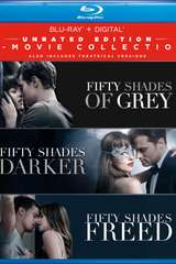 Poster for Fifty Shades: 3-Movie Collection (Unrated Edition) (Blu-ray + Digital)
