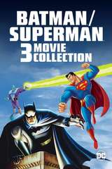 Poster for DC Kids Batman/Superman 3-Movie Collection