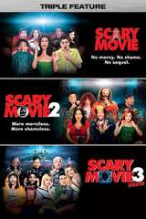 Poster for Scary Movie - Triple Feature