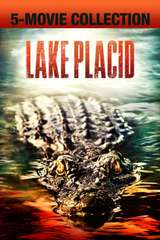 Poster for Lake Placid 5 Movie Collection