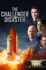 Poster for The Challenger Disaster (2019)