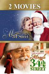 Poster for Miracle on 34th Street 2-Movie Collection