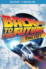 Poster for Back to the Future Trilogy Digital Copy Download Code iTunes HD