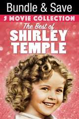 Poster for The Best of Shirley Temple 5 Movie Collection (Bundle)