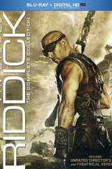 Poster for Riddick: The Complete Collection [Blu-ray]