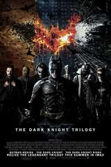 Poster for The Dark Knight Trilogy VUDU HD or iTunes HD via Movies Anywhere