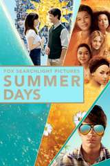 Poster for Fox Searchlight Pictures Summer Days