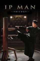 Poster for Ip Man Trilogy