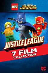 Poster for LEGO: DC Super Heroes - Justice League 7-Film Collection