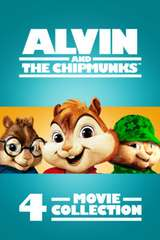 Poster for Alvin and the Chipmunks: 4-Movie Collection