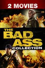Poster for Bad Ass 2-Movie Collection