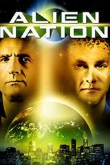 Poster for Alien Nation (2022)