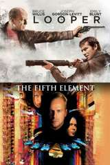 Poster for The Fifth Element / Looper