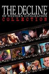 Poster for The Decline of Western Civilization Collection