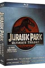 Poster for Jurassic Park: Ultimate Trilogy (Blu-ray + Digital Copy)