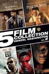 Poster for 5 Film Collection: Denzel Washington Vol 2 SD VUDU or iTunes via MA