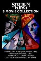 Poster for Stephen King 8 Movie Collection