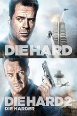 Poster for Die Hard + Die Hard 2: Die Harder