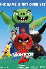 Poster for The Angry Birds Movie 2 (2019)
